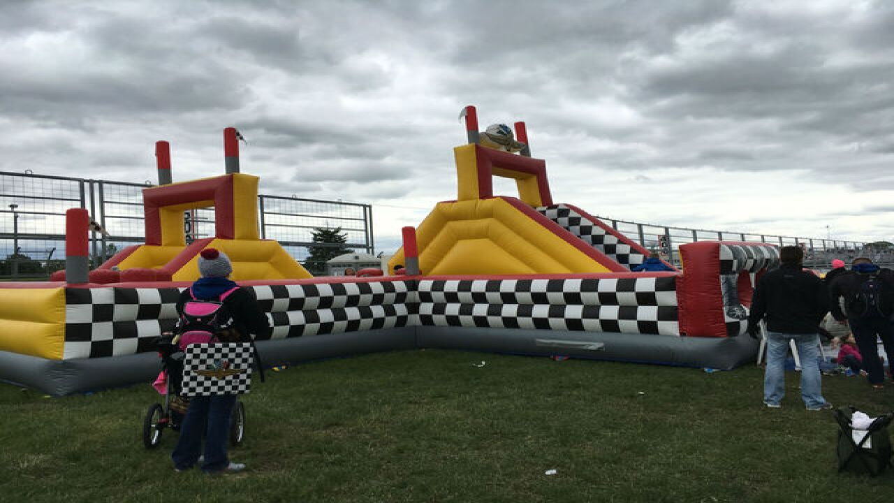PHOTOS: Families enjoy Grand Prix
