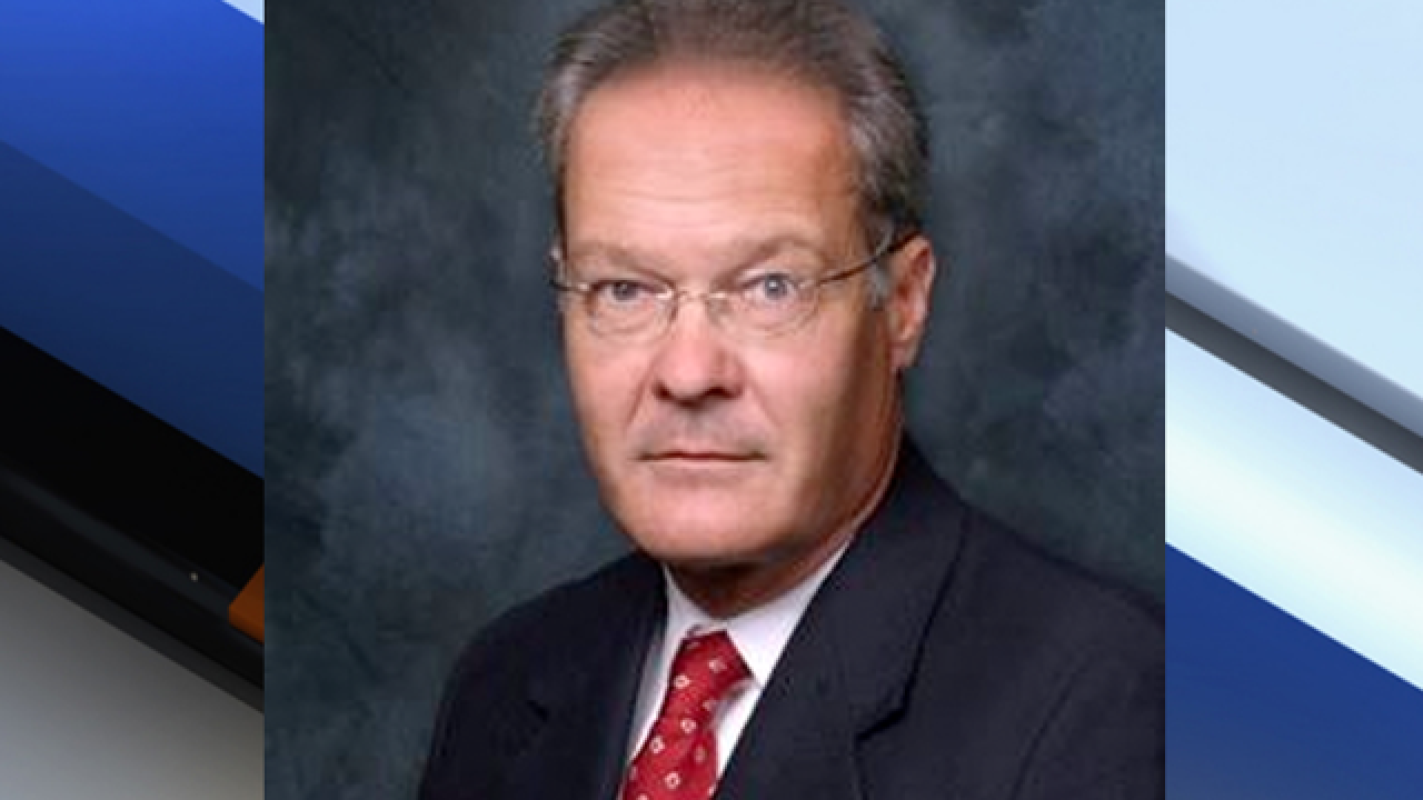 Fort Pierce accepts resignation of city attorney James Messer