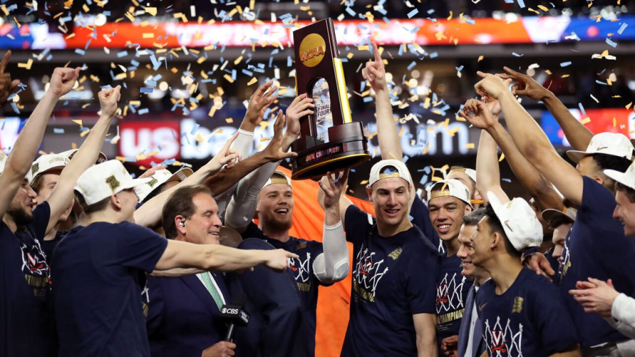 University of Virginia basketball team will not celebrate championship at the White House