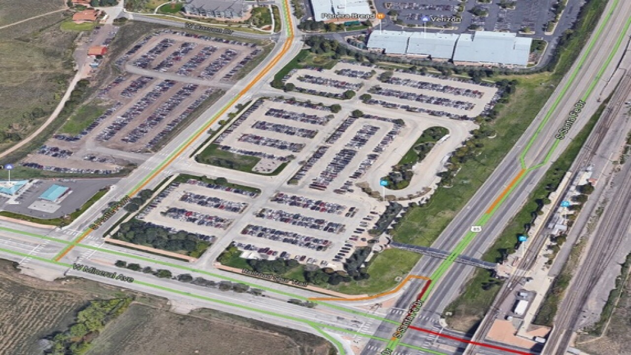 Driving You Crazy: The lack of parking at the Mineral light rail
