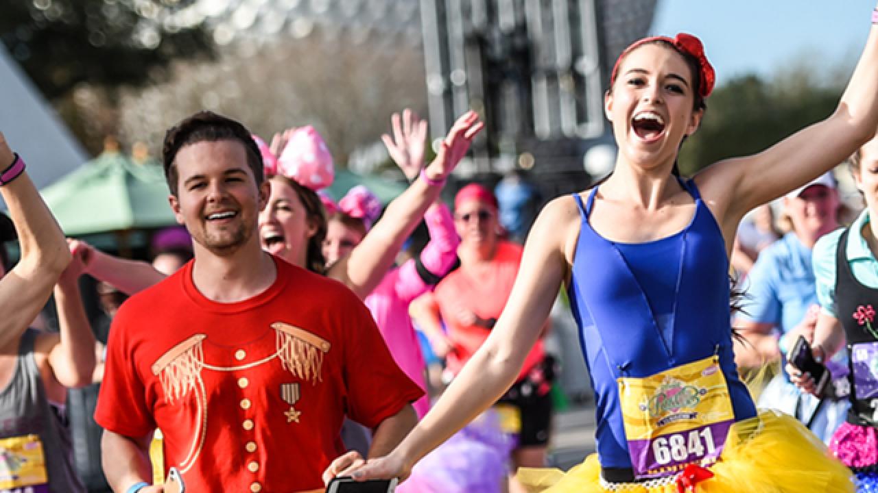 Disney Princess Half Marathon Weekend 2019