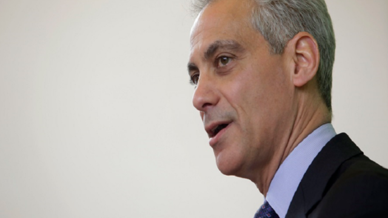 Wikileaks emails reveal Chicago mayor used personal domain