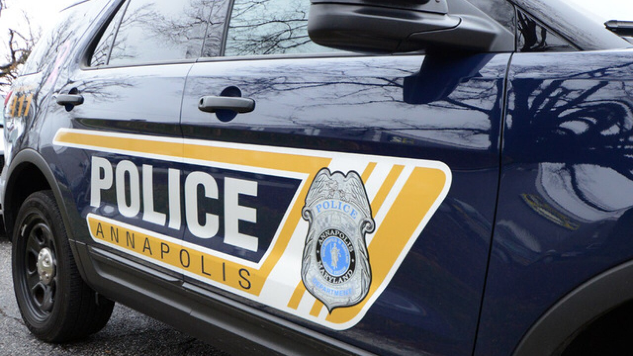 Man shot and killed in Annapolis