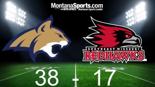 Montana State 38, Southeast Missouri State 17