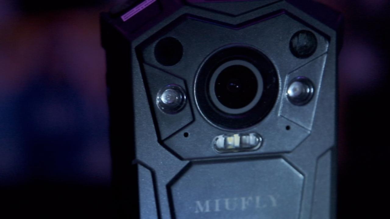 Body-worn camera
