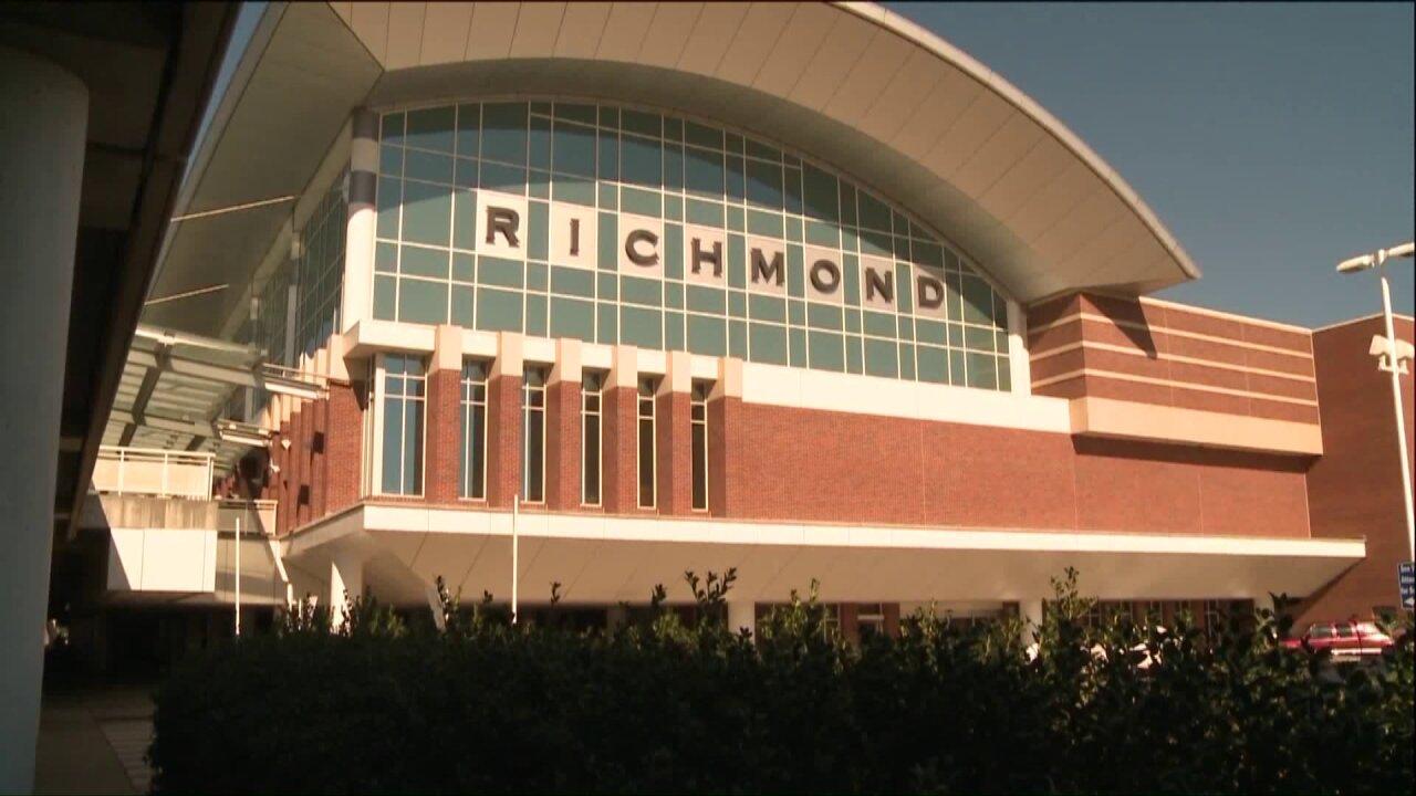 'Possible security breach' shuts down terminal at Richmond InternationalAirport