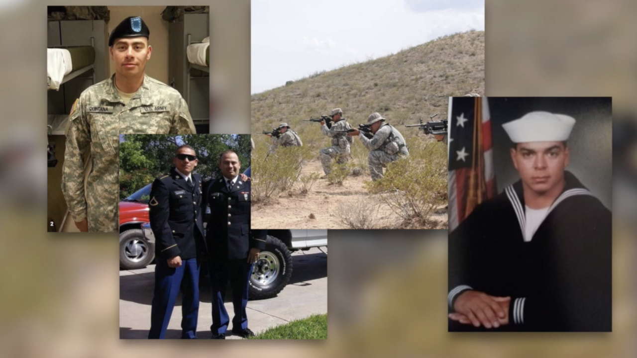 Valley employment firm kicks off initiative to 'hire our heroes'