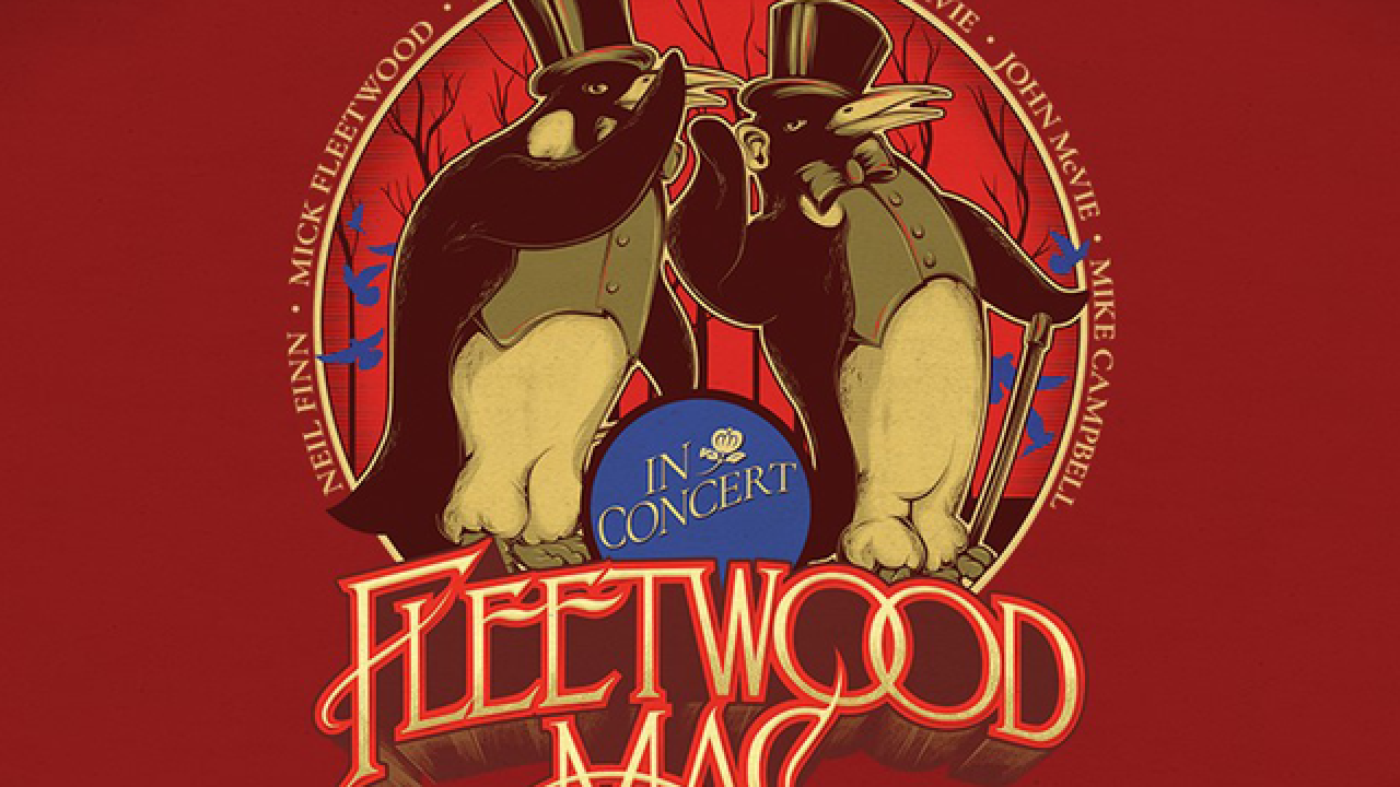 Fleetwood Mac coming to Tampa's Amalie Arena in 2019