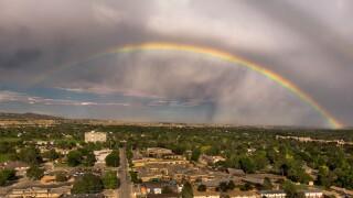 Canon City rainbow