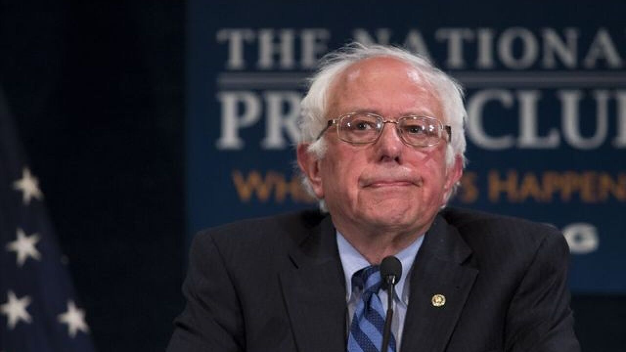 Bernie Sanders pushes on, wins Indiana primary