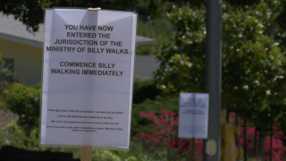 silly walks sign.PNG