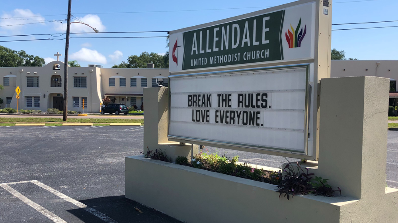 Police investigating bullet fired into Florida preschool classroom, no injuries reported