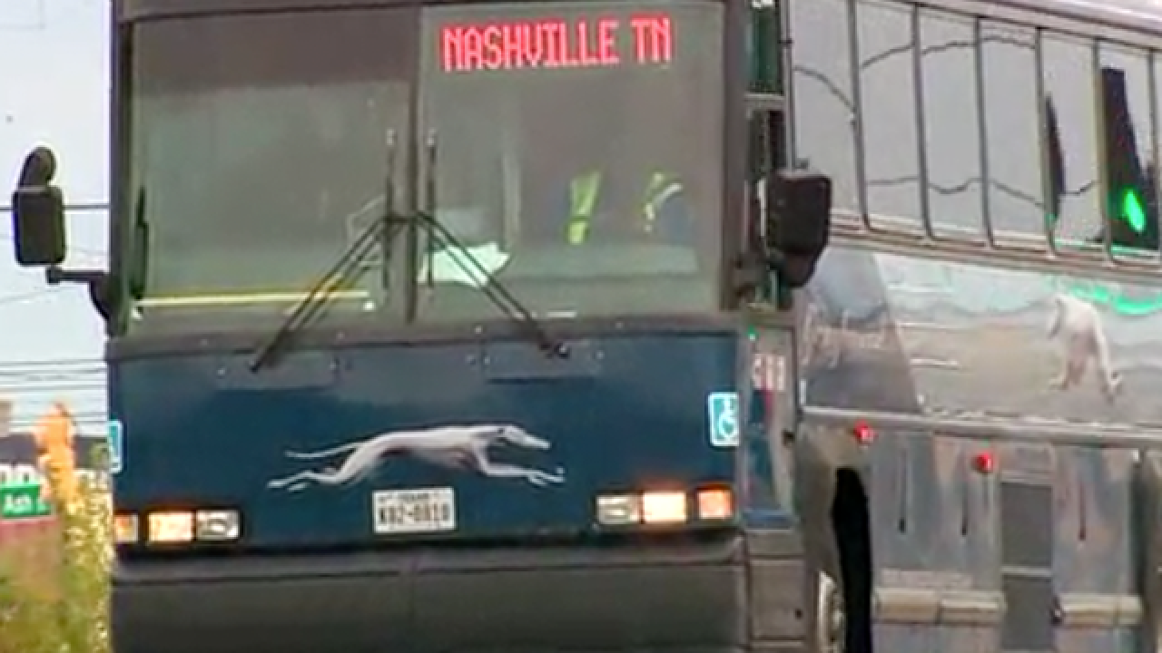 Group bussing homeless to Denver? Some of Nashville's homeless people being put on buses