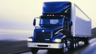 semi truck generic