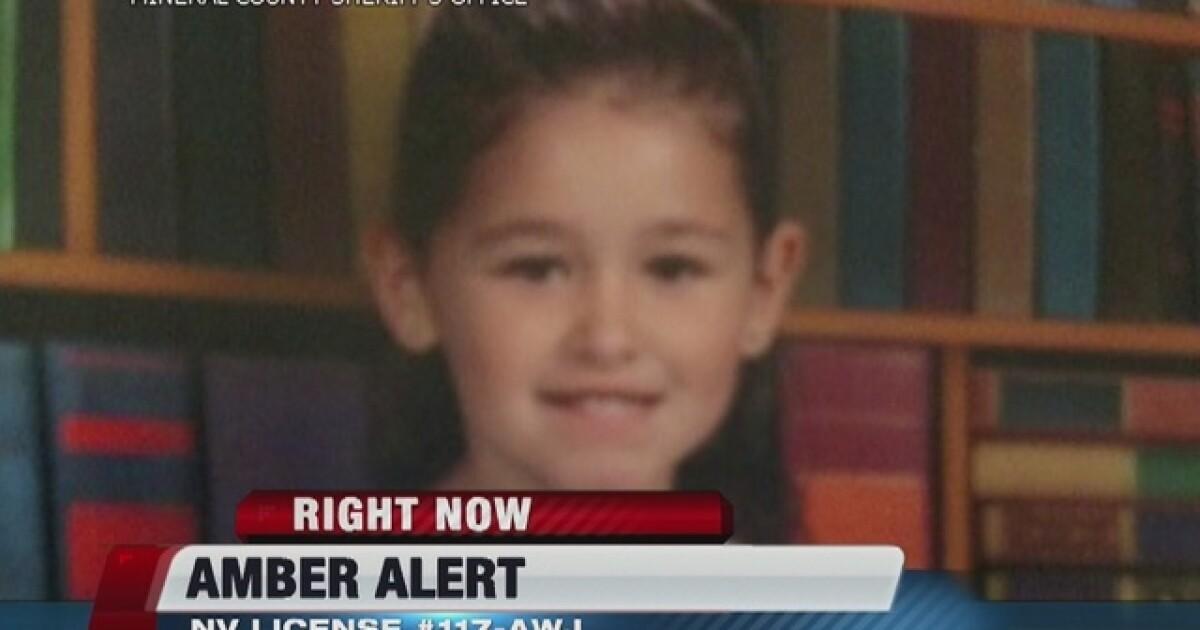 Update Amber Alert Canceled After 6 Year Old Girl Found Safe