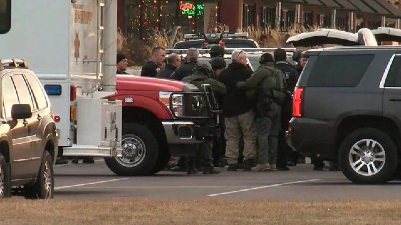 Barricaded suspect kills deputy, wounds multiple others in Denver suburb