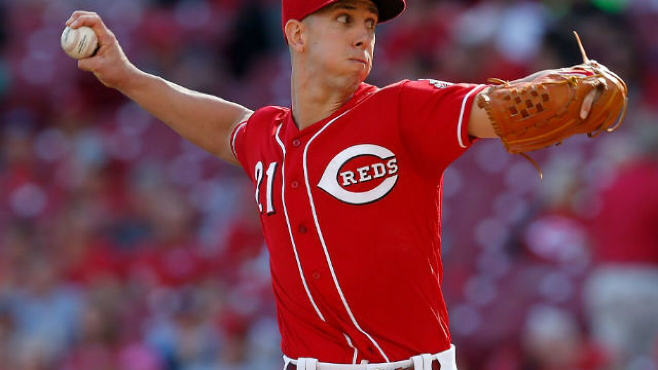 Reds ponder whether Michael Lorenzen starts, relieves or pitches at all in 2019