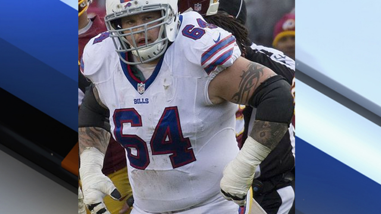 NFL player Richie Incognito threw weights in Boca Raton gym before hospitalization, police say