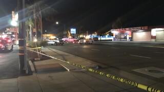 Bakersfield Police road closure