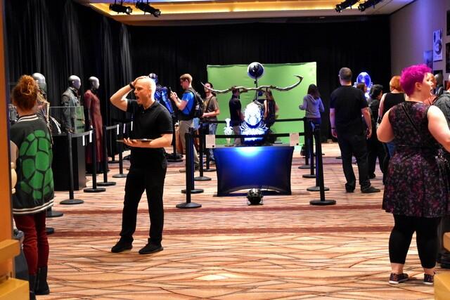 PHOTOS: 2017 Star Trek Convention in Las Vegas