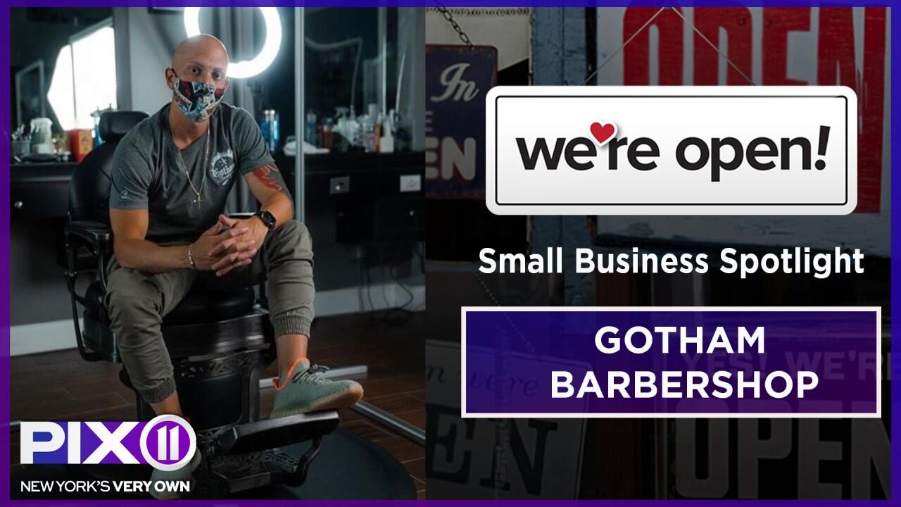 Gotham Barbershop