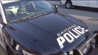 Bayonne Police Patrol Vehicle