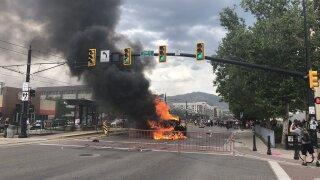 21 police officers injured, 41 arrests made after protest escalates in Salt Lake City.jpg
