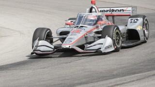 IndyCar Mid-Ohio Auto Racing