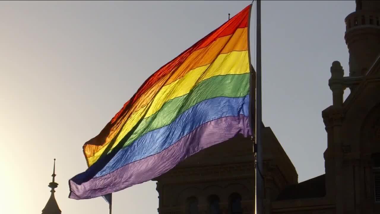 LGBT LGBTQ LGBTQ+ LGBTQIA gay pride flag rainbow