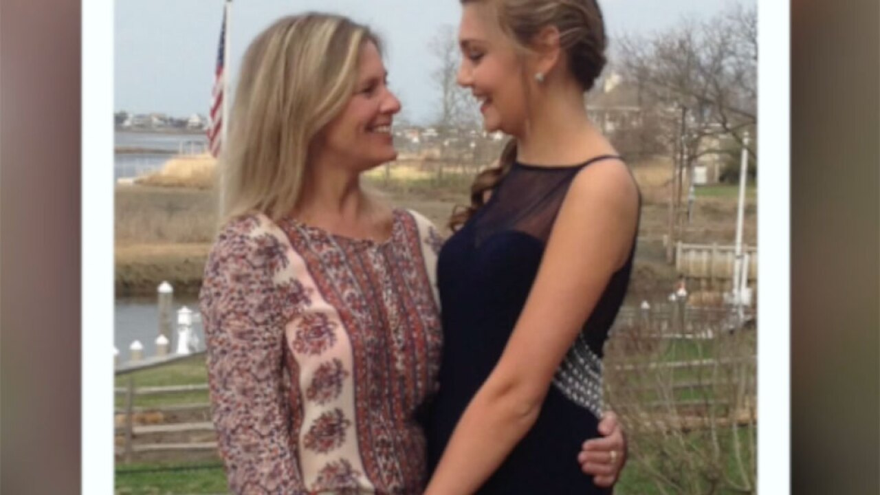 Mother on a mission after daughter's death from toxic shock syndrome