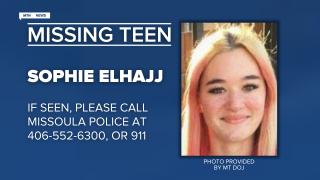 Missing-Endangered Person Advisory for Sophie Elhajj