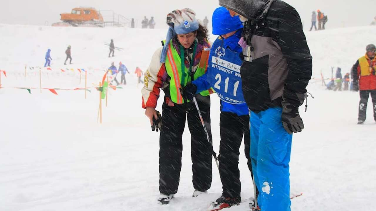 Special Olympics returns to Lost Trail for 38th year