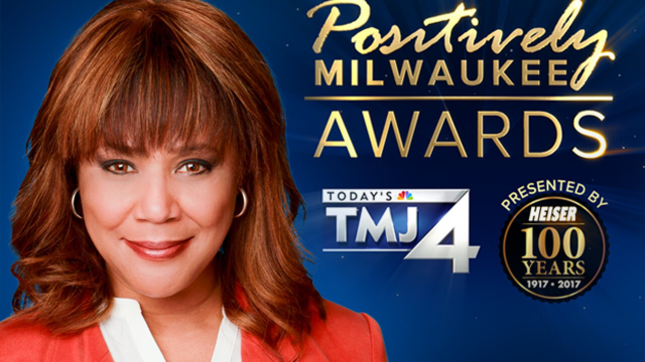 Positively Milwaukee Awards 2017