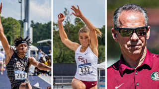 Seminoles' track and field coach wins top ACC award, two athletes honored with yearly awards