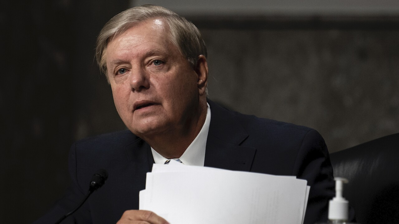 Senator Graham officially schedules Barrett hearing to begin Oct. 12