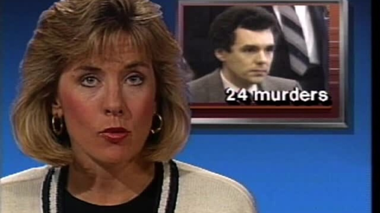 Angel Of Death 2017 from the vault: 'angel of death' case was unlike anything