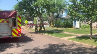 Emergency crews respond to fire in Great Falls