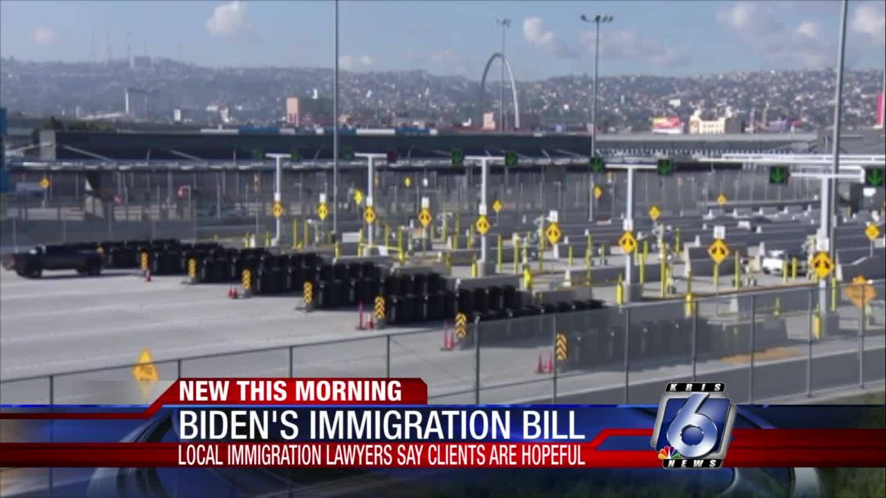 Biden administration raises hopes on immigration issues