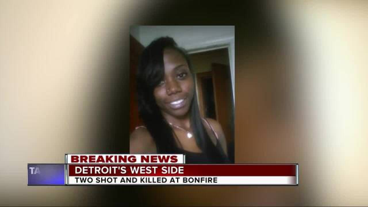 Two killed at Detroit bonfire party, shooter may have used AK-47
