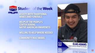 Student of the Week: Elias Adams