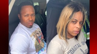 Two arrested after police pursuit in Calcasieu Parish