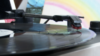 Ear Candy Record Player
