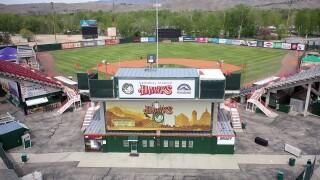 Boise Hawks Memorial Stadium