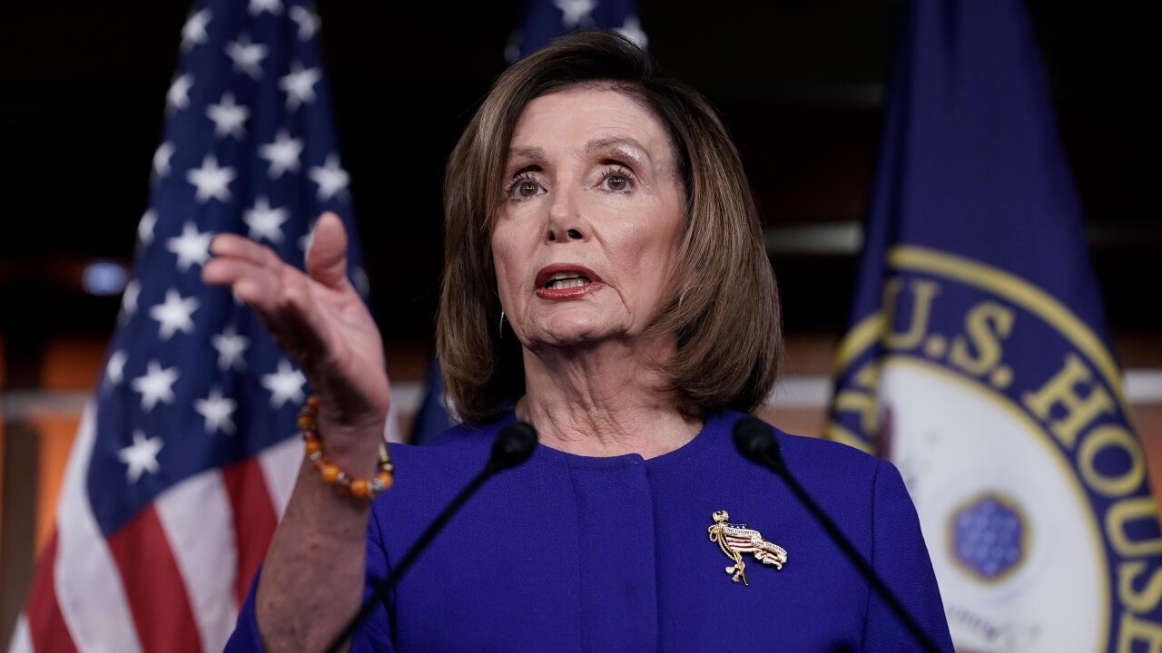 Pelosi says she'll send impeachment articles when 'ready,' but predicts it could be 'soon'