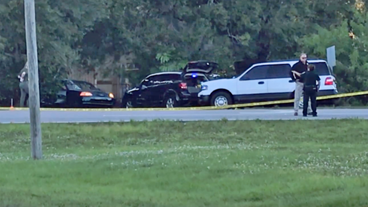 Deputies shot at in St. Lucie County following traffic stop, high-speed chase, 2 men arrested