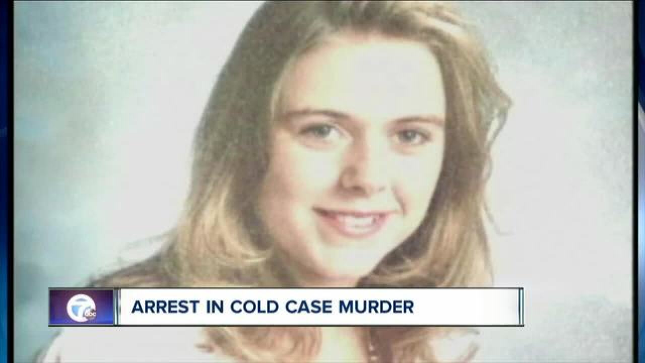 Cold case murder arrest in North Tonawanda