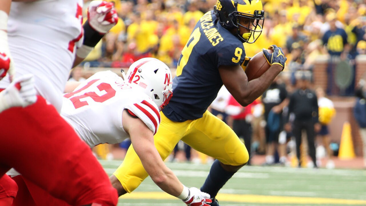 FINAL: Nebraska. gets blasted by Michigan