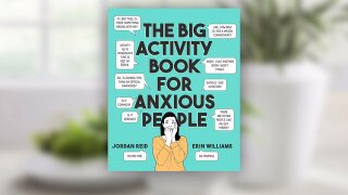 What and Why with Max Roth Podcast: The Big Activity Book for Anxious People with Jordan Reid