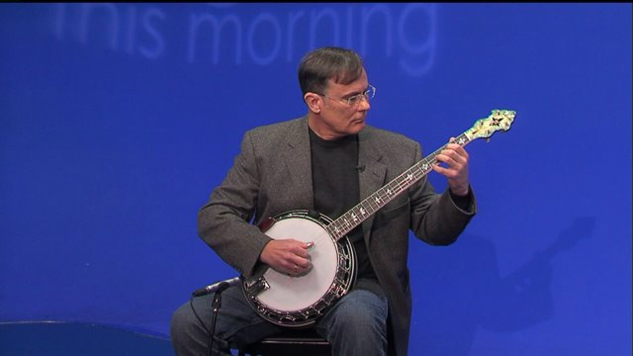 The banjo is a surpisingly gorgeous instrument for classicalmusic