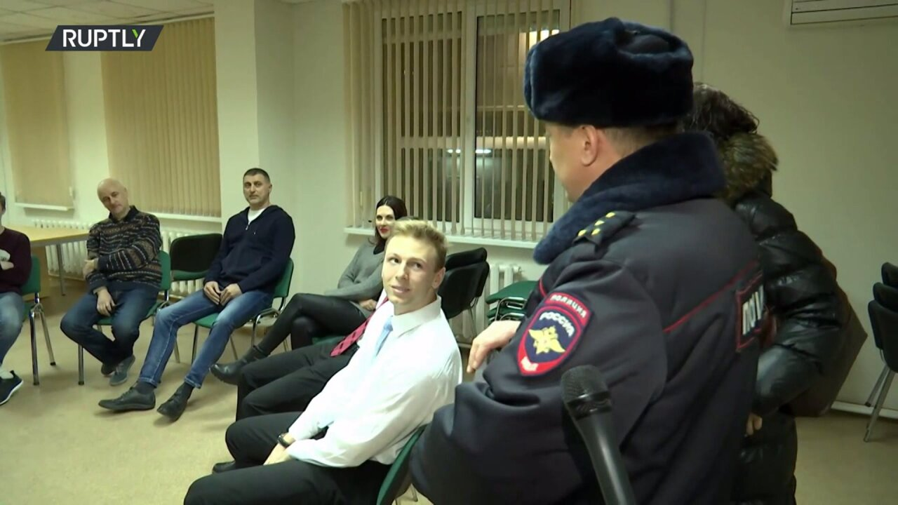 New video shows Latter-day Saint volunteers being arrested in Russia
